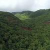climbing hills North of Kong