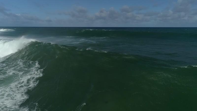 single wave front lit