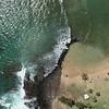 Down on Poipu beach