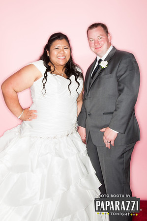 LESLIE + TIM WEDDING