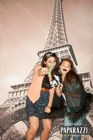 Sydney's 16th in Paris-1214