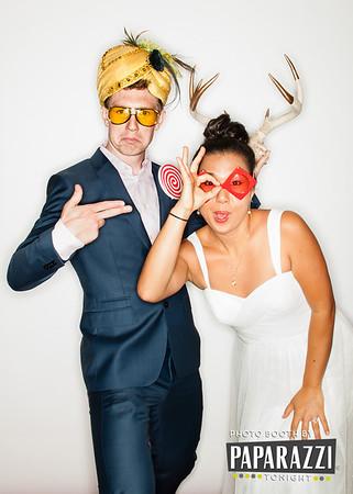 SAHMIE & ANDY WEDDING