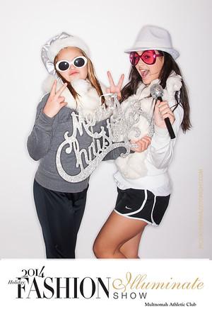 MAC Evening Holiday Fashion Show