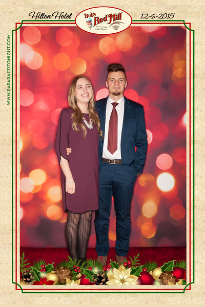 Bob's Red Mill Holiday Party 2015 at Hilton Hotel