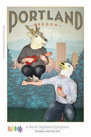 NORTH HIGHLAND OMSI 2016 - Portland Photo Booth