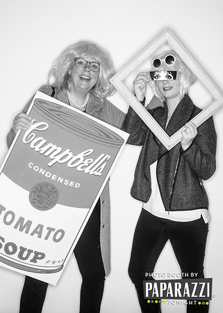 PAM MEMBERS PARTY - WARHOL BW GALLERY