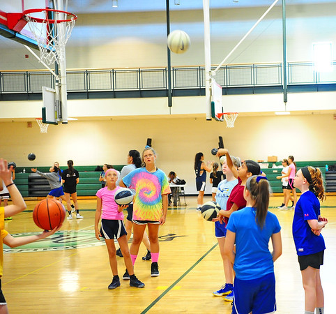 YOUTH BASKETBALL CAMP , RIVERWINDS--07/02/19