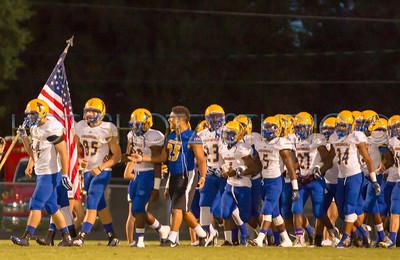 , Osceola Kowboys vs Auburndale Bloodhounds 2014