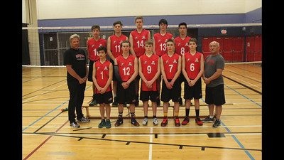 Kodiaks U15 Red