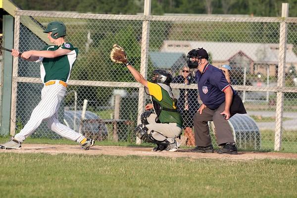 13-15 Franklin County Babe Ruth vs. St. Johnsbury 7/26/13
