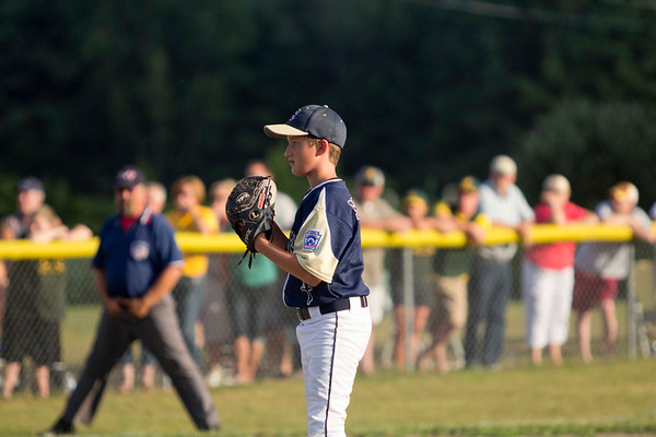St. Albans vs. Essex Town 7/18/12