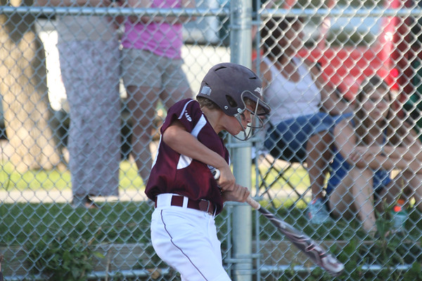 Fairfax vs. Lamoille 6/23/16