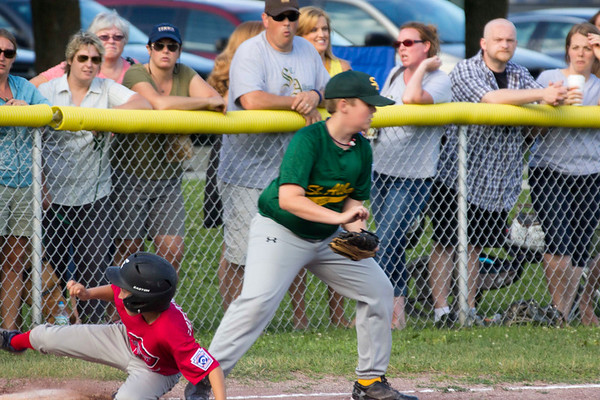 NorthWest vs. St. Albans 7/9/14