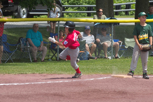 NorthWest vs. Underhill 6/28/14