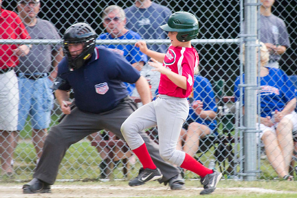 Northwest vs. Bennington 7/22/13