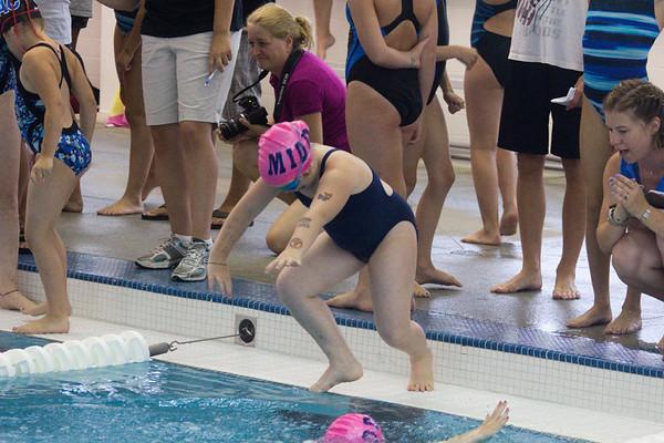 Vermont Swim Association Championships 8/7/11