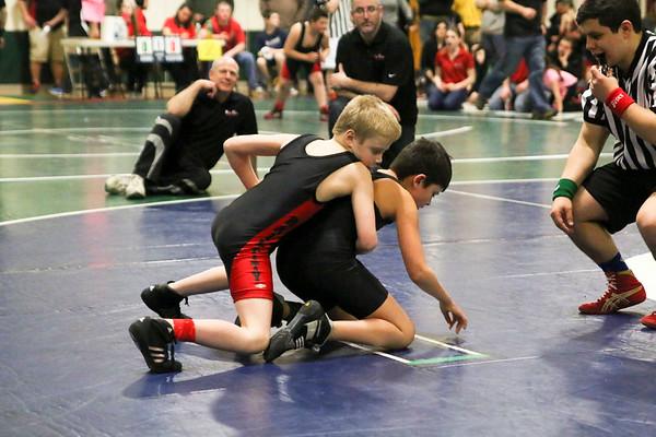 Rail City Wrestling Tournament 3/14/15