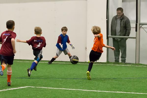 YSC Haverford 1st Grade Soccer