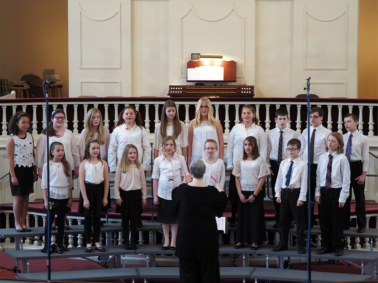 Young Singers of Greater Westfield 4/9/16