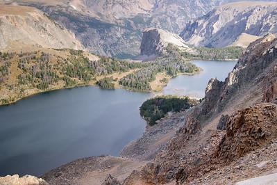 BTH glacial lake