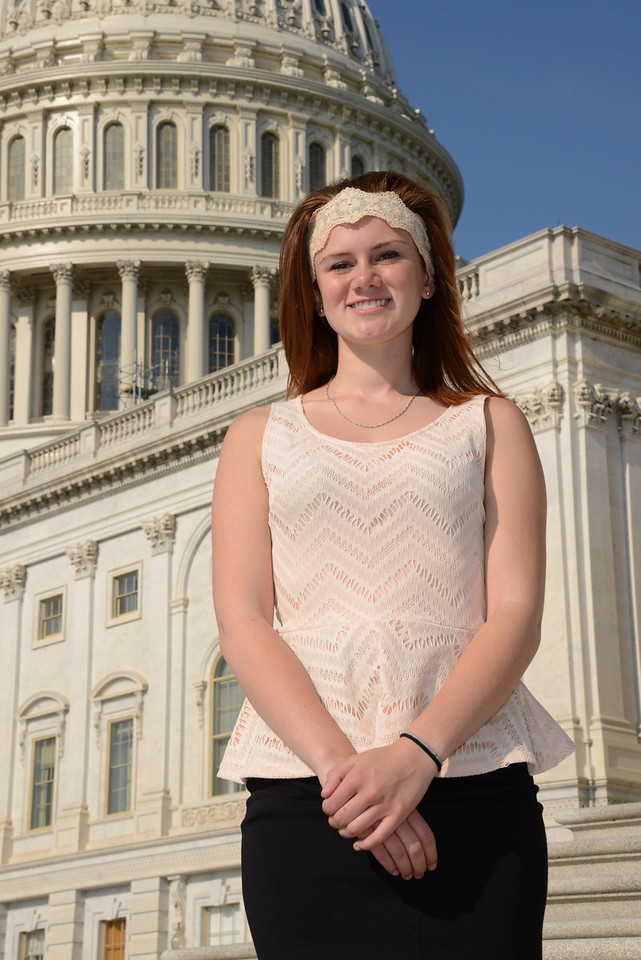 Rachel Wenzinger (Hancock-Wood Electric Cooperative, Inc.) Youth Leadership Council Ohio