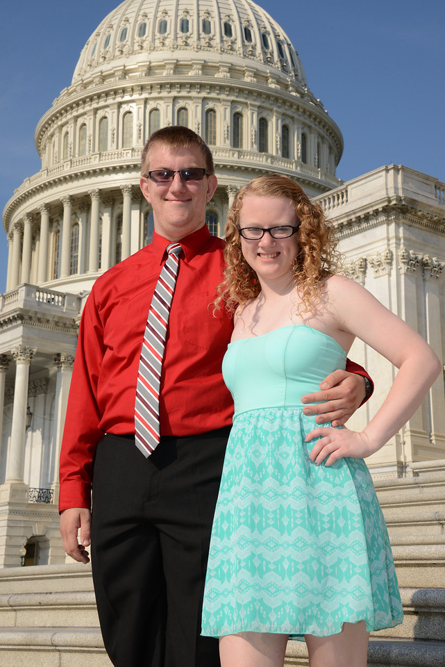 Michael Wing (South Central Power Co.), Kaylee Reed (South Central Power Co.)