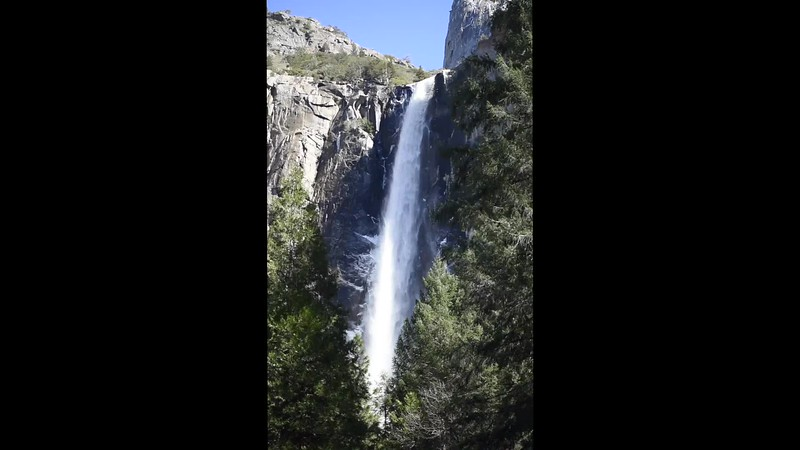 VIDEO of Bridalveil Falls