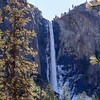 Bridalveil Fall shot with 80-200mmf/4