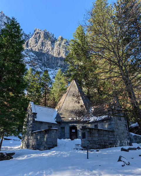 LeConte Memorial Lodge