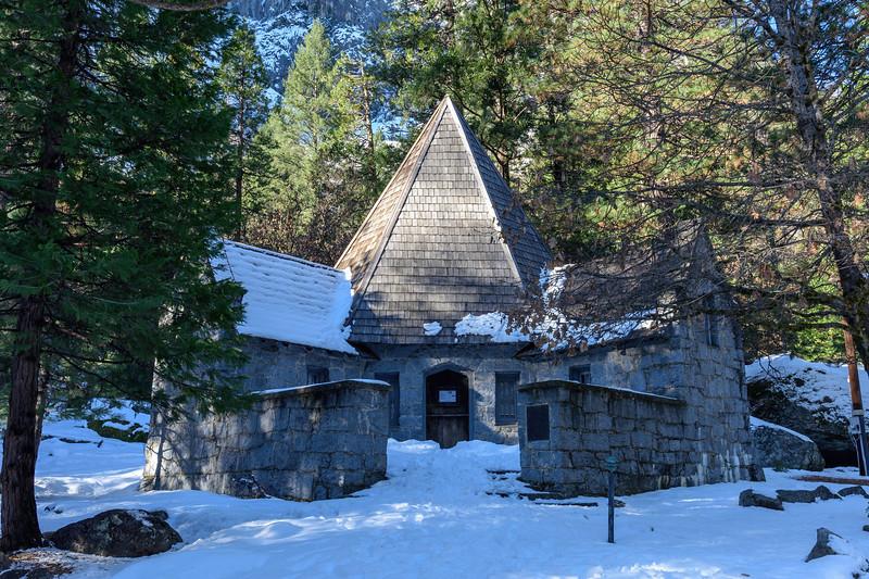LeConte Memorial Lodge  2/28/17