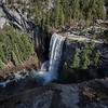Vernal Fall view from trail