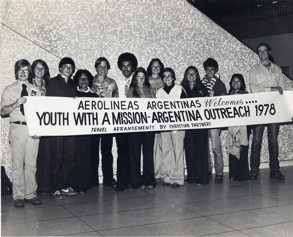 1978 Argentina Outreach