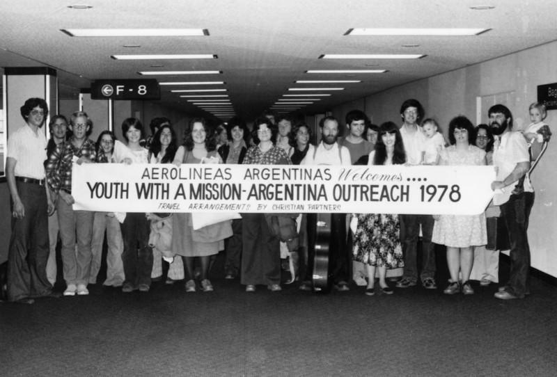 1978 Argentina Outreach 2