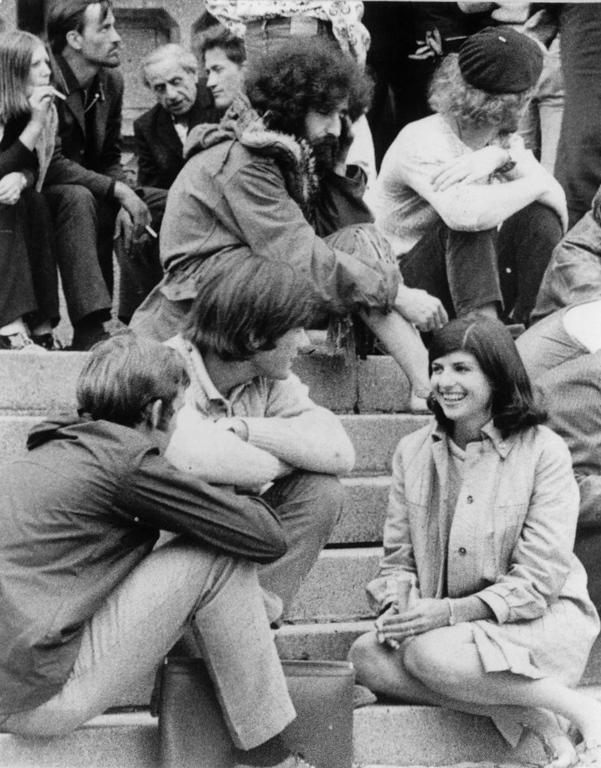 1971 Berlin - Carol Boyd