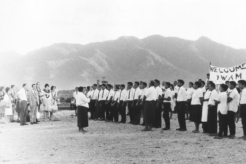 1965 First YWAM Crusade-Samoa