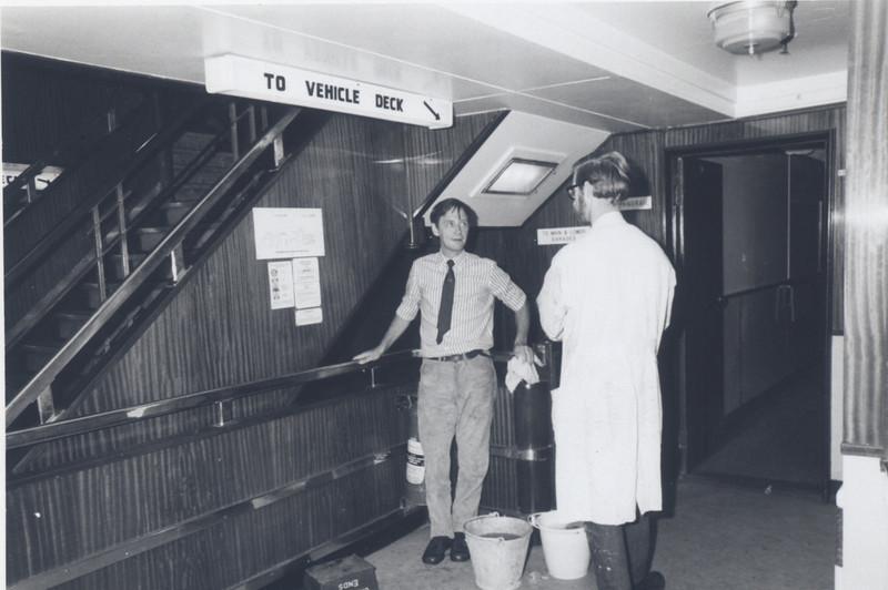 """""""Maori"""", ship we lost in 1973"""