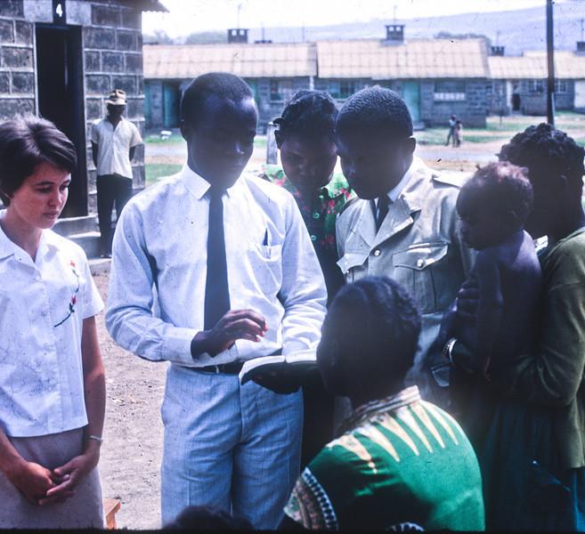 1969 Africa Door to door 20