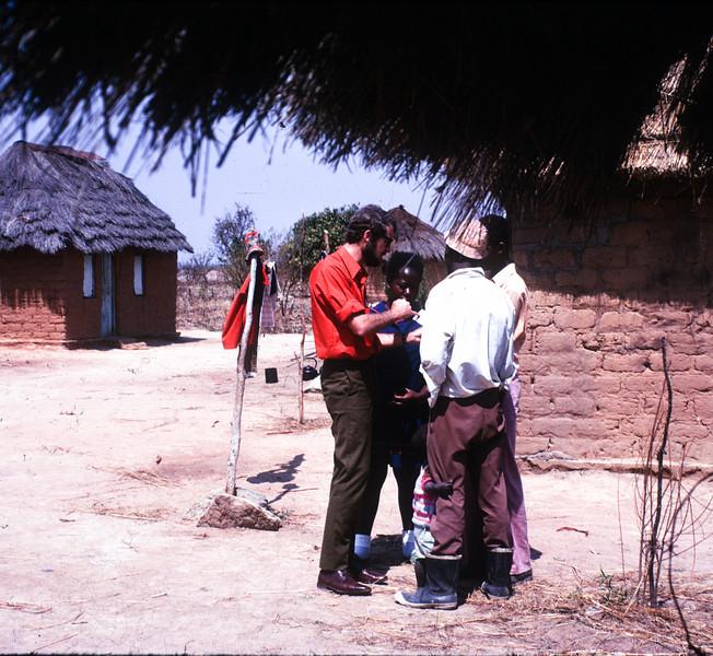 1974 Africa Door to door 12