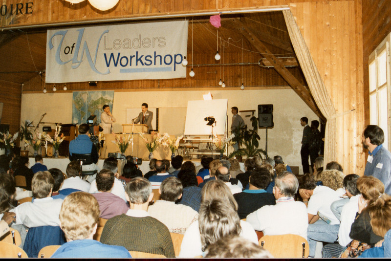 Venue for 1989 UofN Leaders Workshop