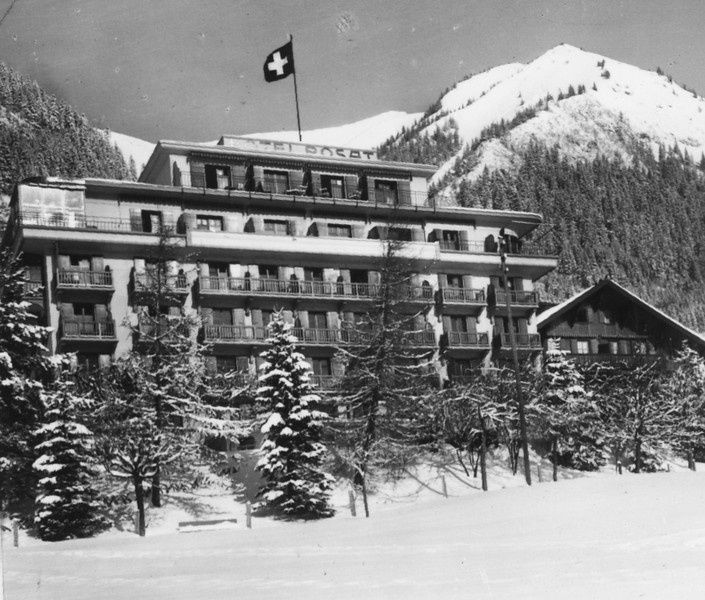 1969 First SOE, Chateau d`Oex, Switzerland
