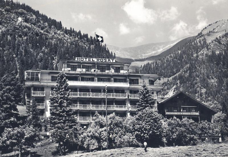 1969 First SOE, Chateau d`Oex