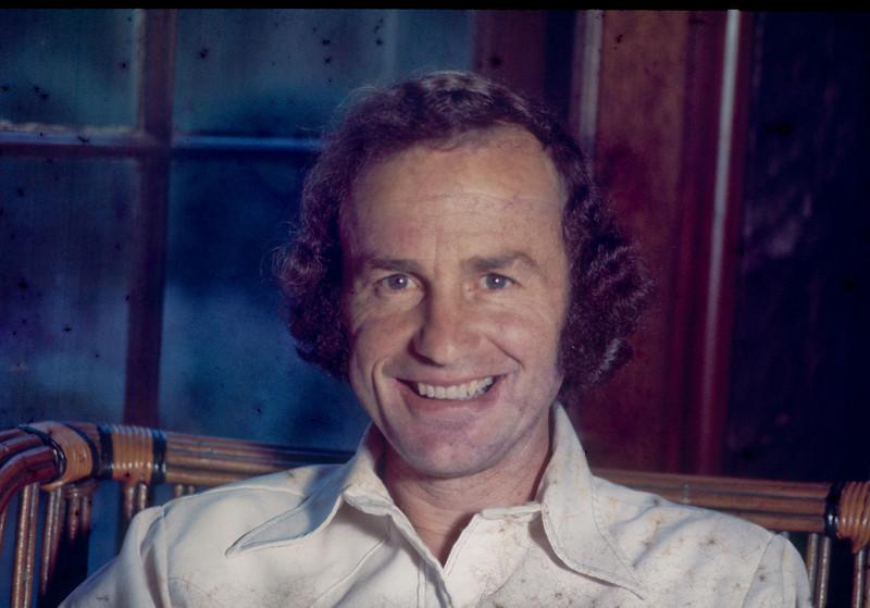 Barry Austin NZ 1970s