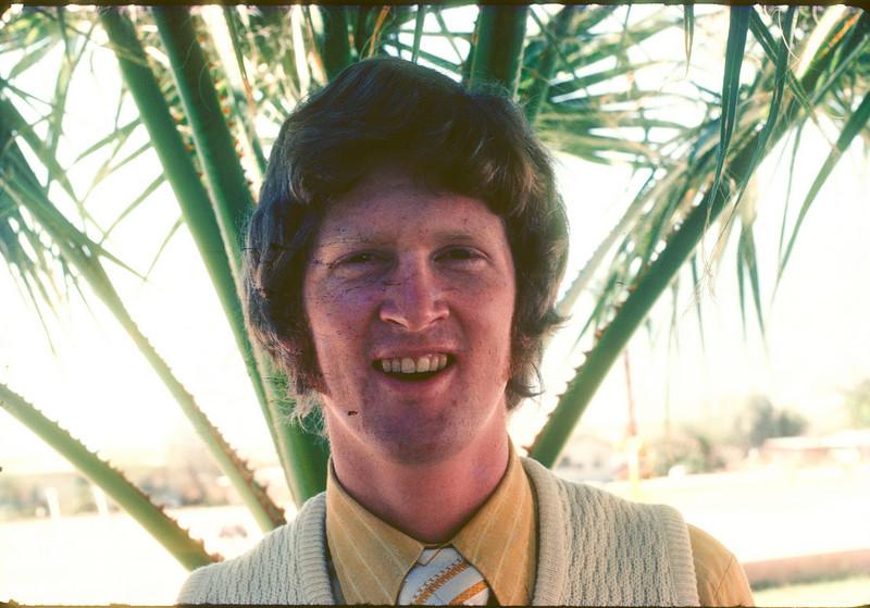 Bruce Clewett 1974