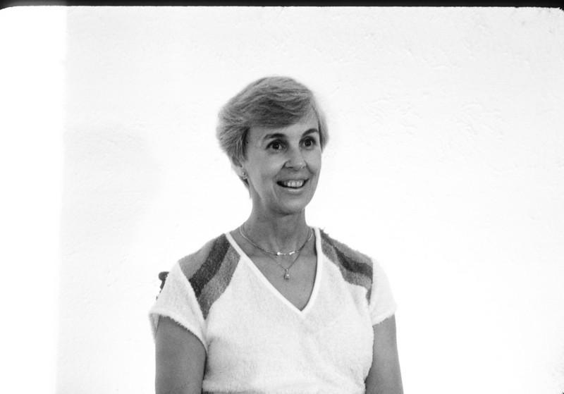 CO Founder YWAM  Darlene Cunningham, 1981