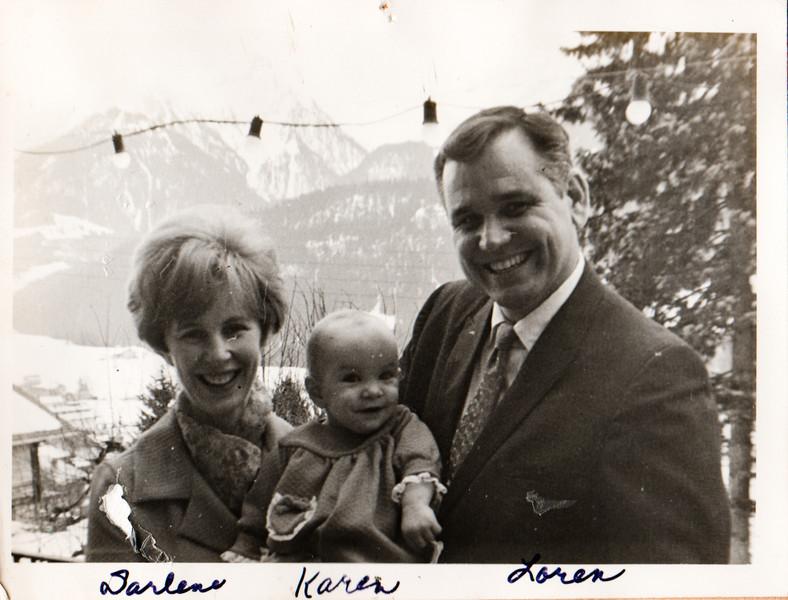 YWAMer added, Karen was born July 4, 1968. Switzerland January 1969