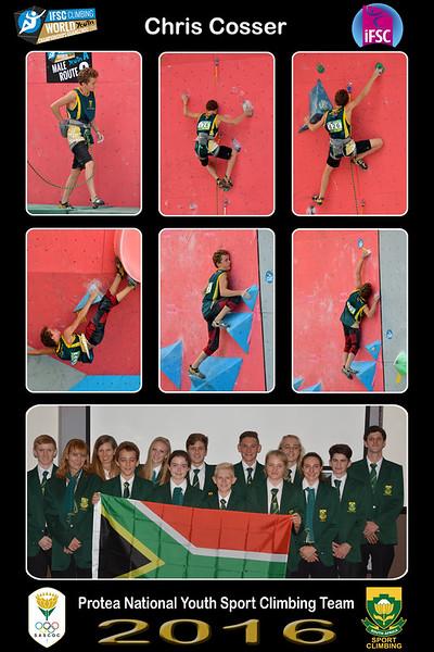 8x12 Collage CHRIS - Protea Team01