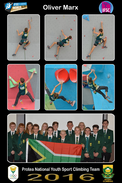 8x12 Collage OLLIE - Protea Team01