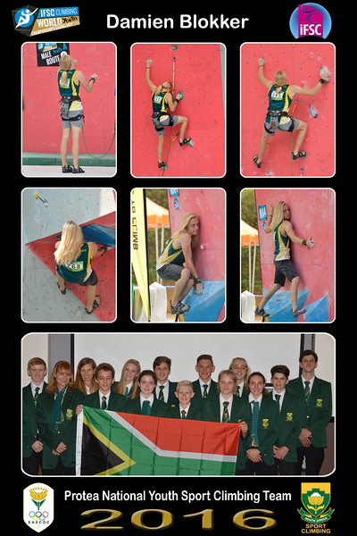 8x12 Collage DAMIEN - Protea Team01