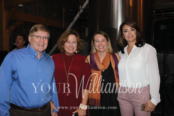 Your Williamson October 2016 Mixer