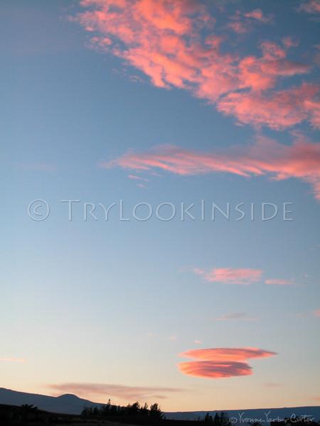 Mauna Kea Sunrise Winds from our hale.
